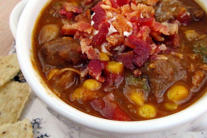 Sirloin Steak Chili | : dinner ideas : | Pinterest