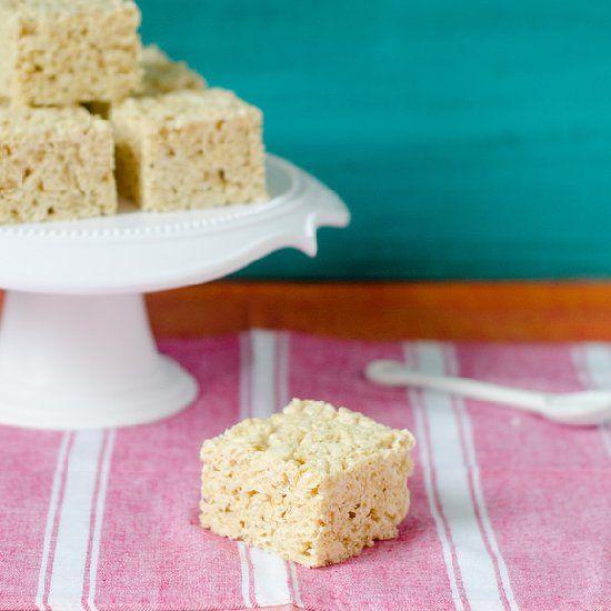 Salted Brown Butter Rice Krispies Treats. Rice Krispies treats have ...