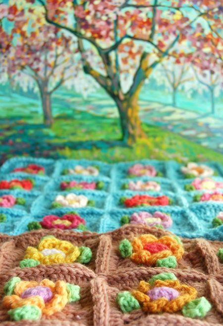 Crochet Work : some recent crochet work... Crochet : Afghan blankets Pinterest