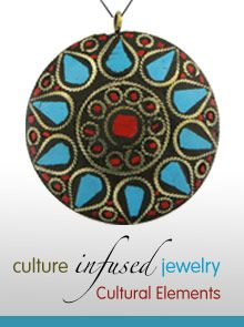 World jewelry and cultural jewelry from Cultural Elements