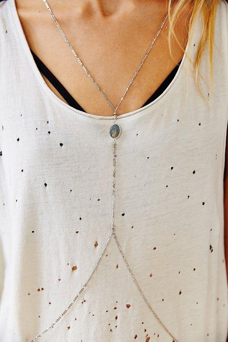 Vanessa Mooney Rocksteady Body Chain Harness