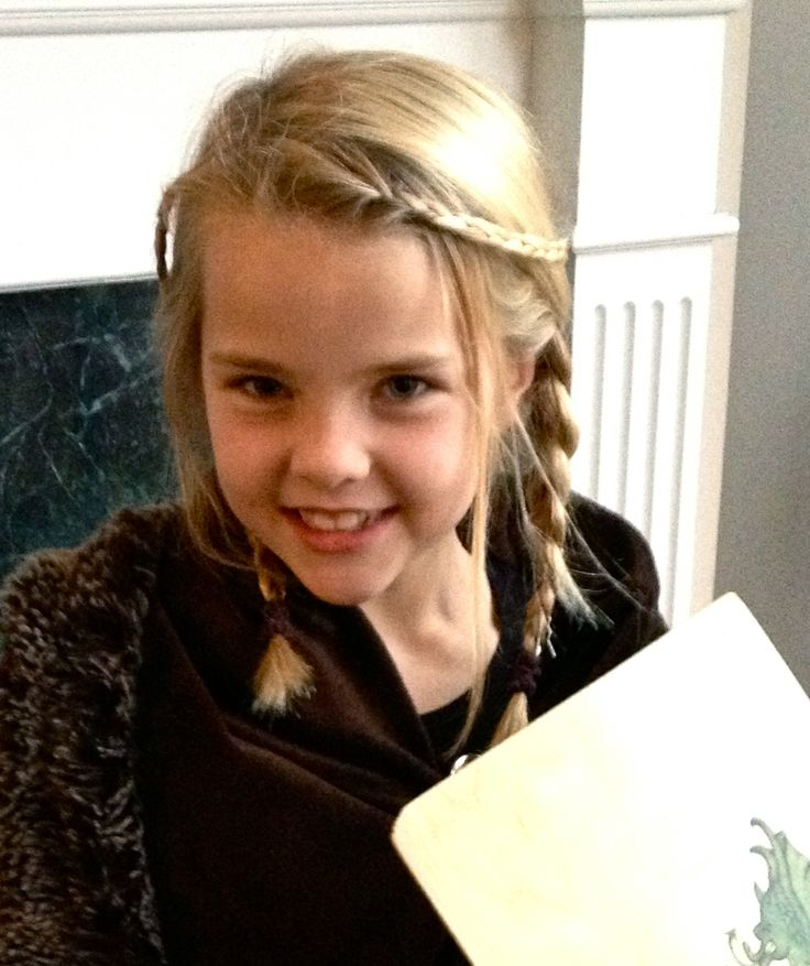 Viking Hairstyles For Girls Viking