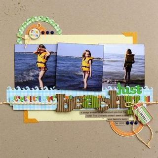 Just beachy by Sarah Webb at Studio Calico