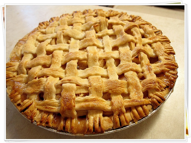 Cinnamon Apple Pie | sweets | Pinterest
