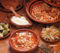 Traditional Mexican Food  Pozole Ummm