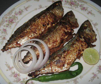 Stuffed Mackerel Fry | Indian (Eggs & Seafood) | Pinterest