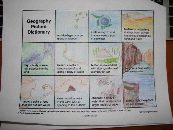 Geology rocks a homeschool unit study for Geology dictionary