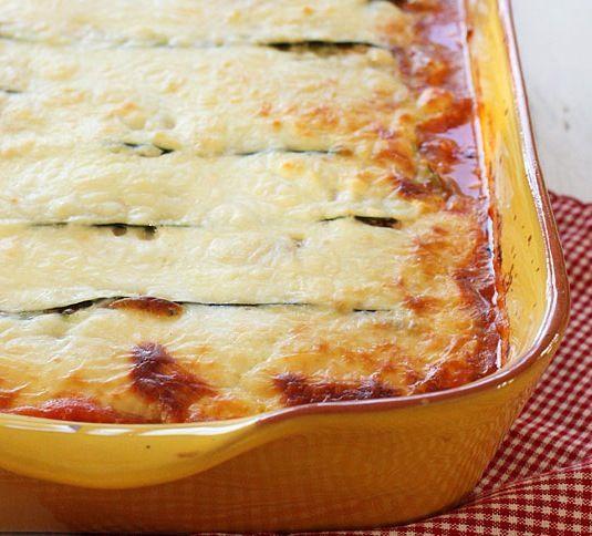 "Zucchini Pasta Lasagna | ""Recipes Around the World"" | Pinterest"