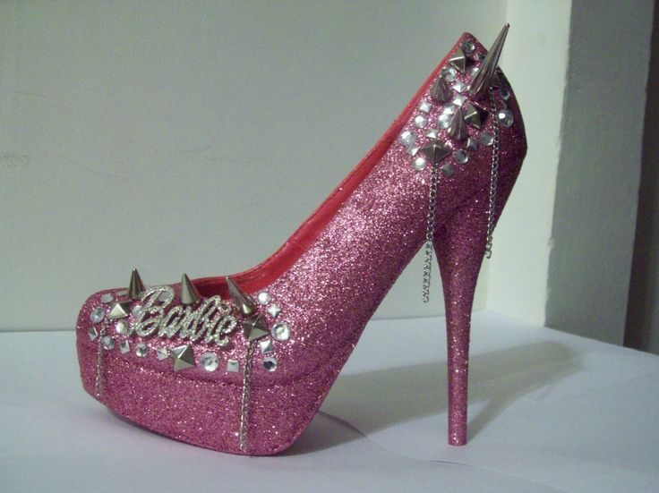 pink pumps high heels shoes has nicki minaj