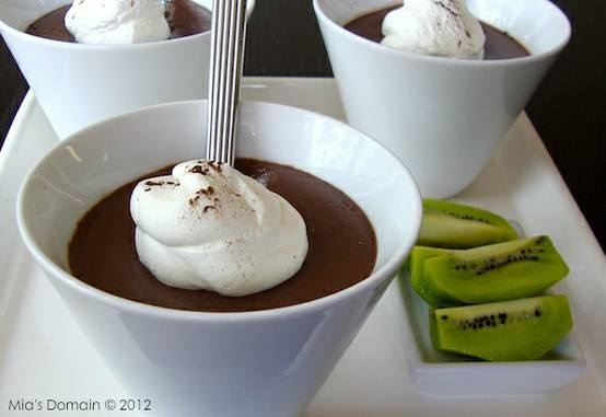 TRIPLE CHOCOLATE PUDDING | Desserts to try | Pinterest