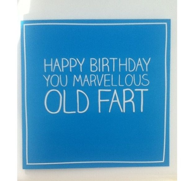 Old Fart Cake