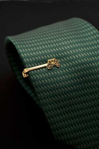 Wells Fargo Gold Filled Tie Clip.  $14