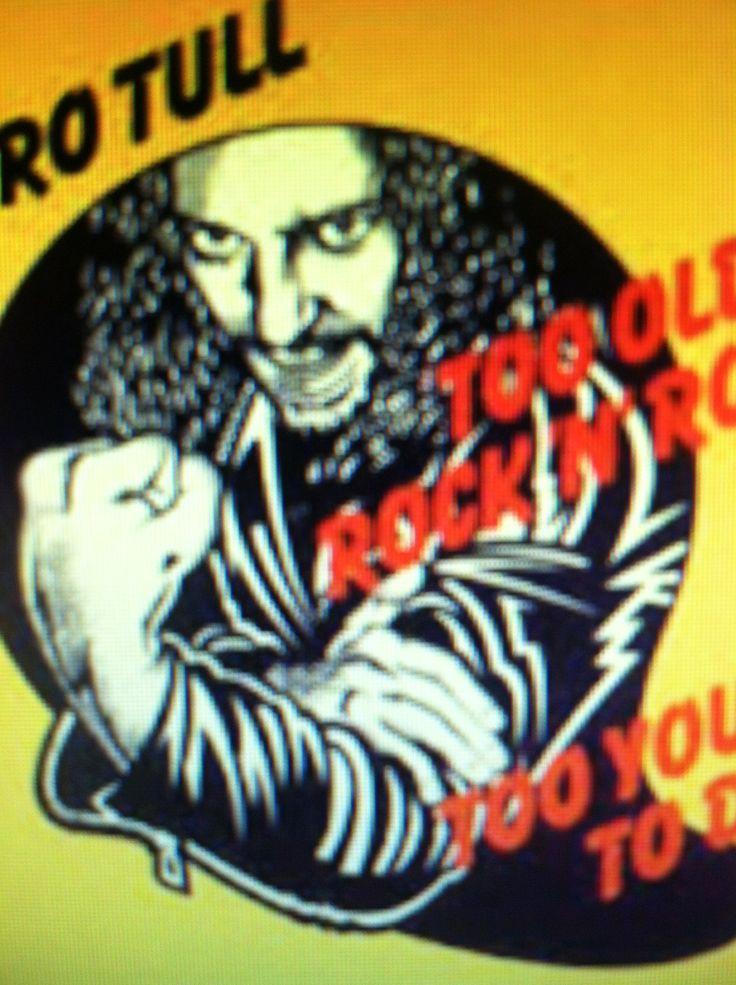 Jethro Tull Love Story