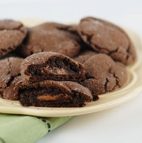 Whatcha Got Cookin?: Rolos Cookies   Good Food   Pinterest