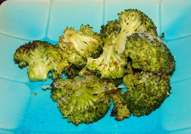 Roasted Broccoli, Parmesan & Lemon | Recipe