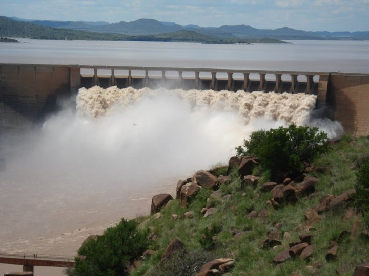 Gariep Dam South Africa  City pictures : The Gariep Dam | Graaff Reinette Eatern Cape, SOUTH AFRICA | Pinter ...