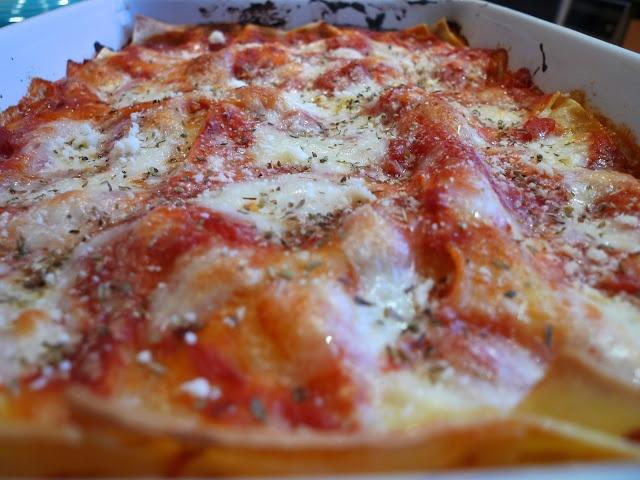 1000 layer lasagna -- siriously delicious