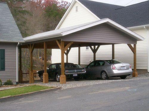 Pole Car Ports : Carport pole barn pinterest