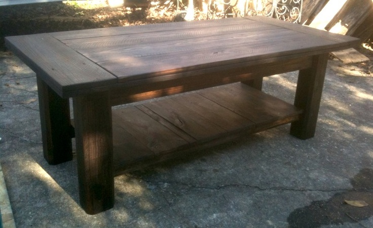 Cypress Coffee Table For The Home Pinterest