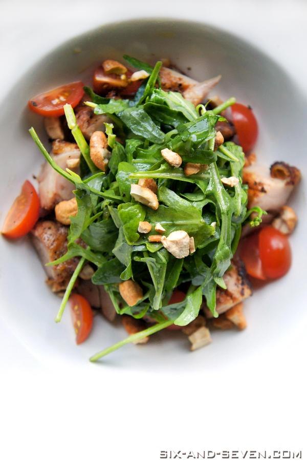 Cajun chicken salad. | Food Porn - Salads | Pinterest