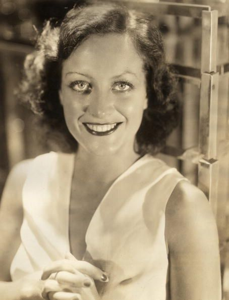 1930s joan crawford old hollywood pinterest