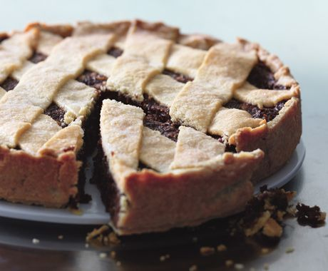 fig crostata. Perfect recipe for the Autumn