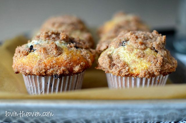 ... ' From The Oven:To Die For Blueberry Muffins - Lovin' From The Oven