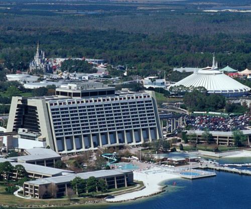 Disney 39 S Contemporary Resort Disney 39 S Contemporary
