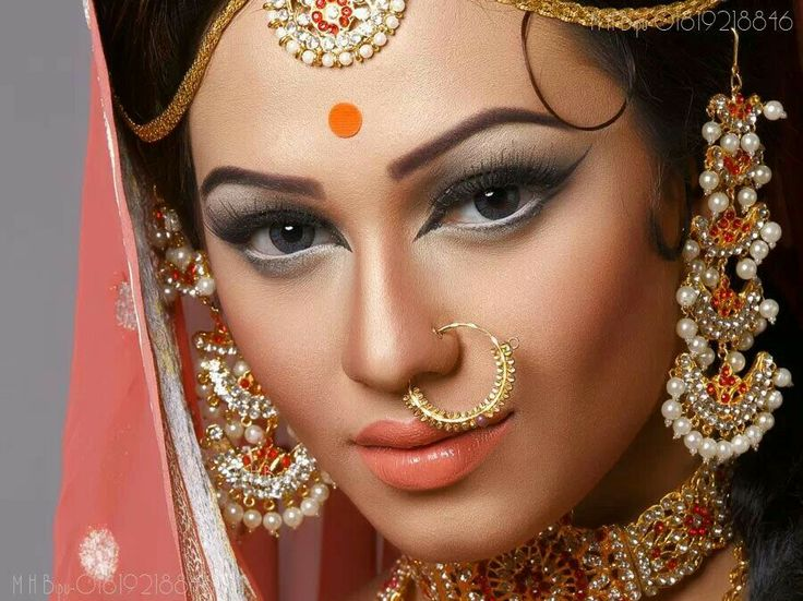 Bridal Makeup Online : Zahid Khan makeover. Pakistani bride Indian Wedding ...