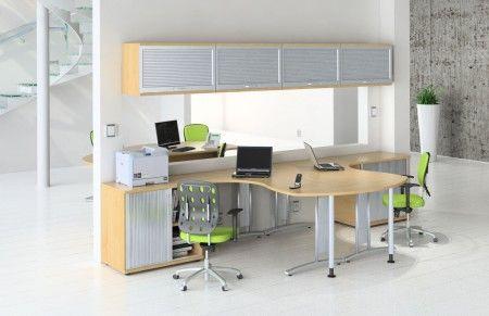 Elegant modern office interior design