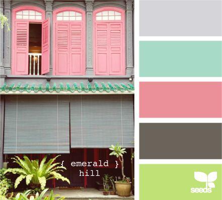 emerald hill hues//Global
