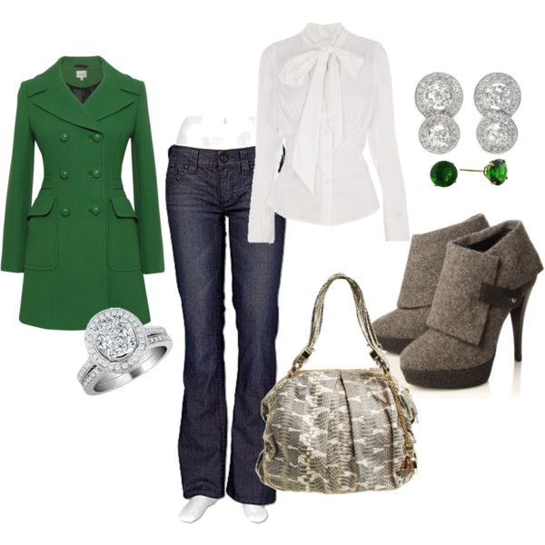 Kelly Green #outfit