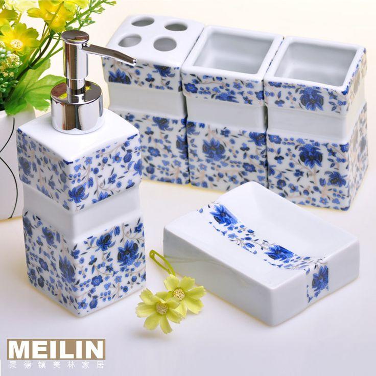 kits decoracao banheiro:Kit de decoração de banheiro