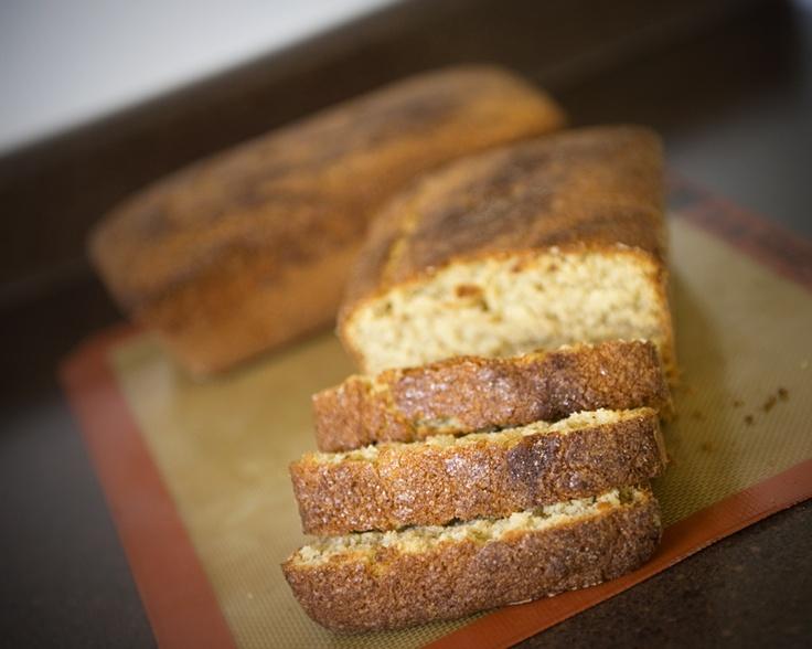 Buttermilk Banana Bread | The food we eat. | Pinterest