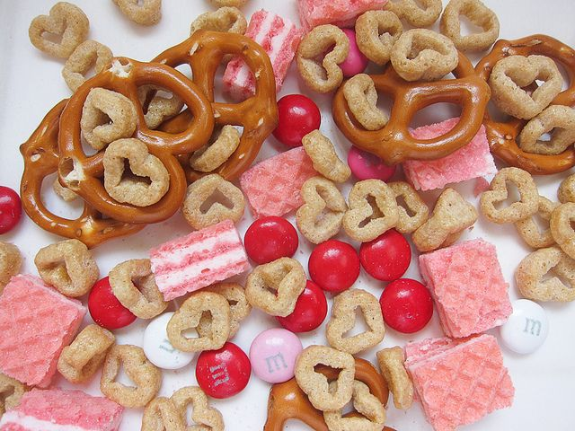 valentine's day snack food ideas