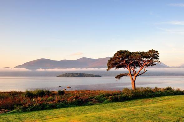Killarney, Ireland...it was gorgeous!