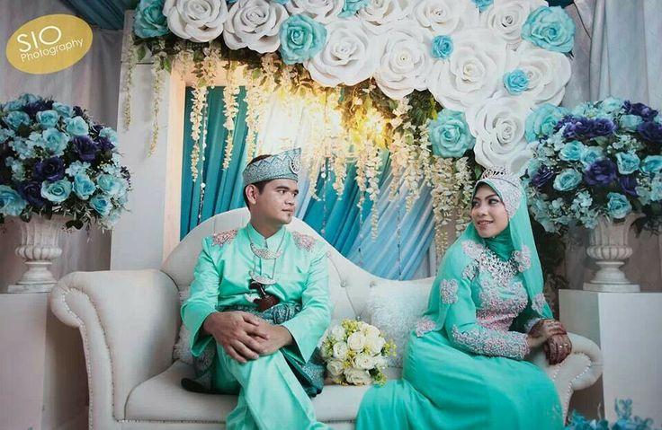 Simple wedding backdrop | DECORATIONS | Pinterest