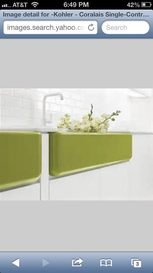 ... Sink Colors Small Bathroom Reno Adler Colors Kohler Kitchen Sinks