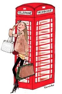 in london my: