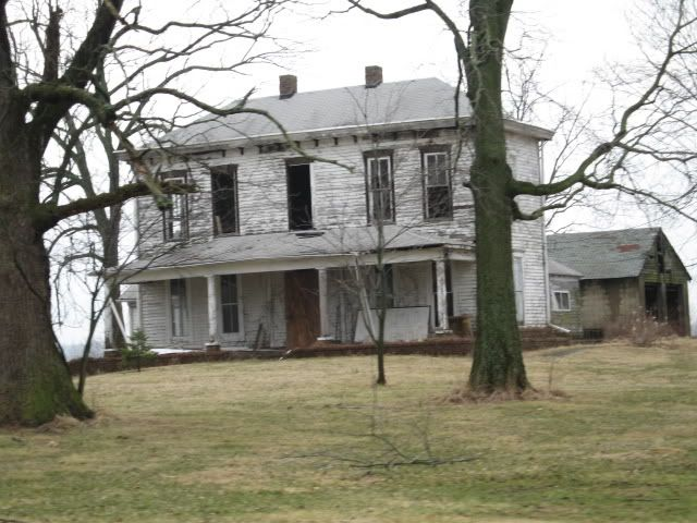 Abandoned mansions in indiana abandoned ruins etc pi for Home builders in southern indiana
