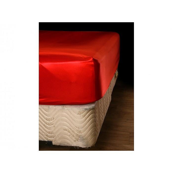 red-satin-sheet-set.jpg | 20's party | Pinterest