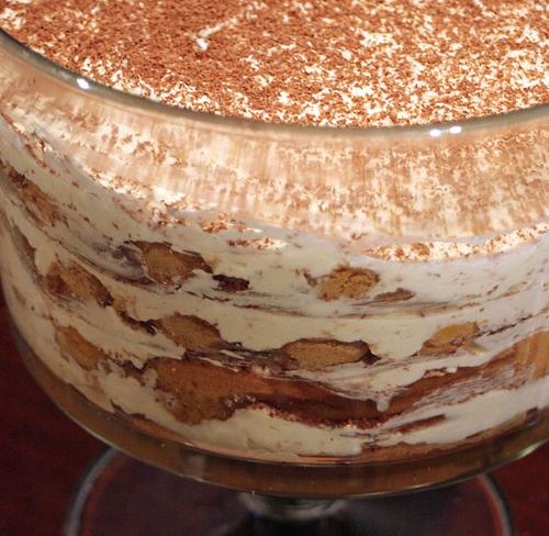 Eggless Tiramisu with Marsala and Kahlua | Food - Baking | Pinterest