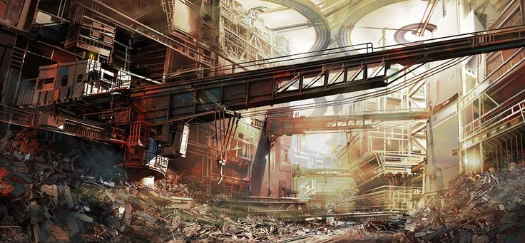 The yards concept art pinterest
