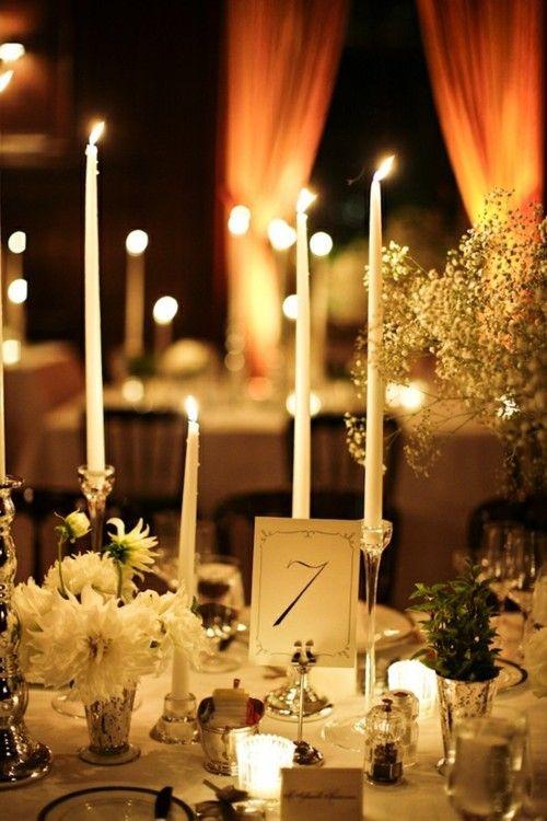 decoracao casamento mesa