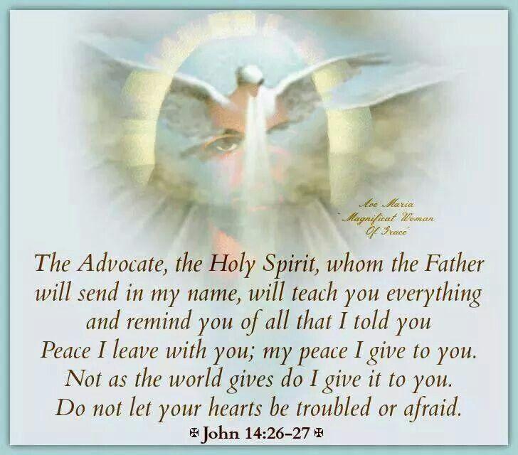 Advocate Holy Spirit | www.imgkid.com - The Image Kid Has It!