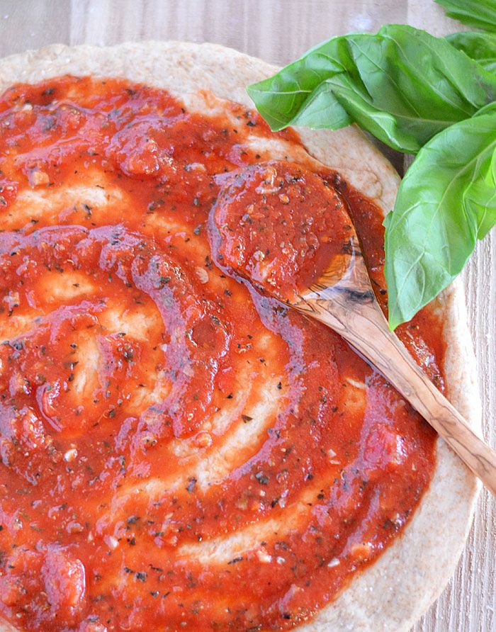 Make this Simple Tomato Sauce in just five minutes - trust me, your ...