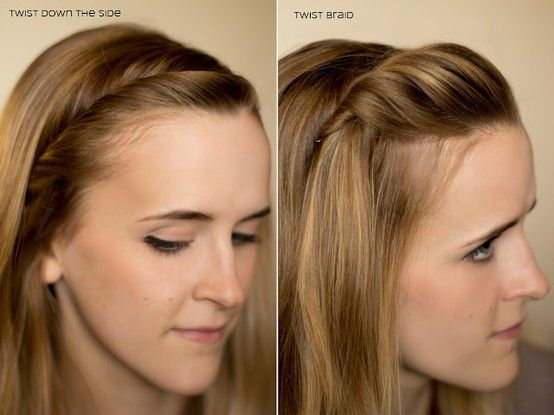 15 ways to pin your hair back hair tutorial - Click image to find more DIY & Crafts Pinterest pins