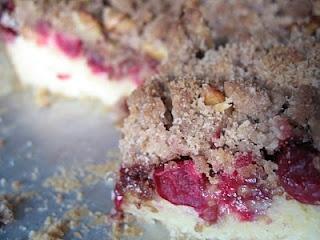 Cranberry Crumble Coffee Cake | Fun Food | Pinterest