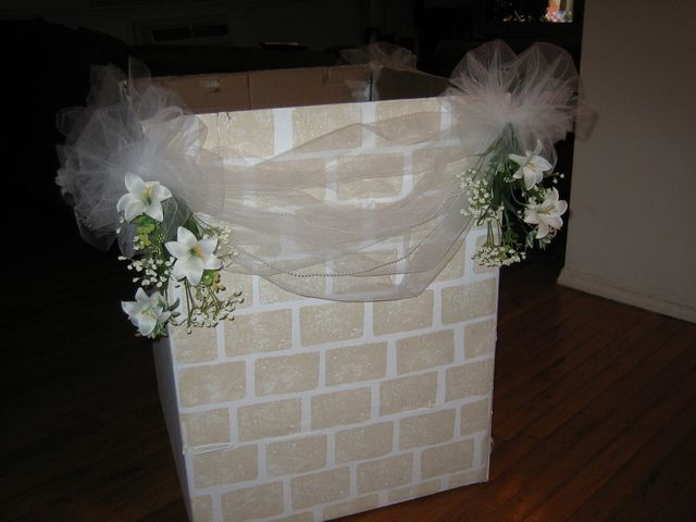 Wishing Well Bridal Shower Pinterest