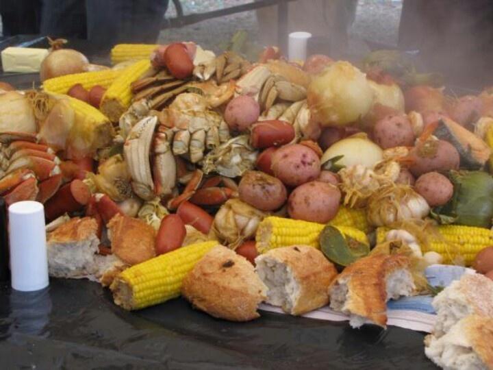 Crab and Shrimp Boil | Recipes | Pinterest